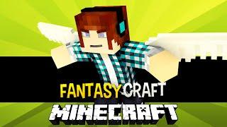 Vamos Voar !! #21 FantasyCraft - Minecraft