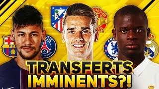 Video LES GROS TRANSFERTS IMMINENTS ?!! MP3, 3GP, MP4, WEBM, AVI, FLV Mei 2017