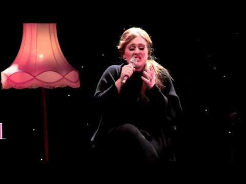 Lovesong - Adele (Video)