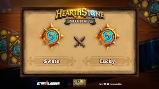 Swate vs Lucky, game 1