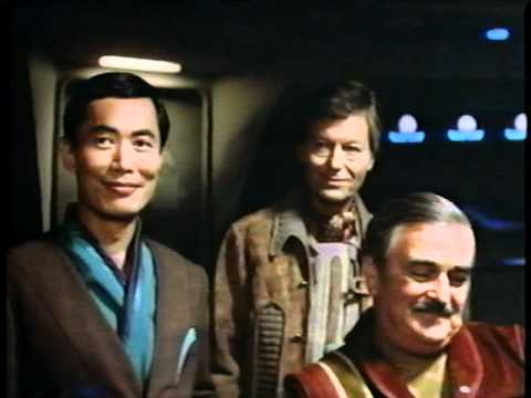 Star Trek III Stealing Enterprise