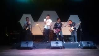 Acteon band. Cover samson di ujung jalan live