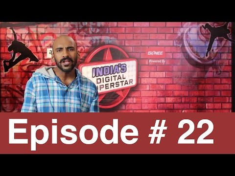 Episode 22 | New Videos of The Week | India?s Digital Superstar