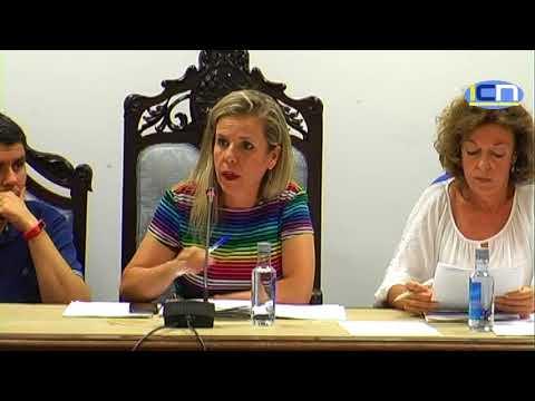 Isla Cristina Pleno Ordinario: 28 de Junio de 2018