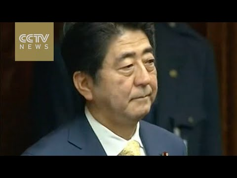 Five former Japanese leaders slam Abe's move