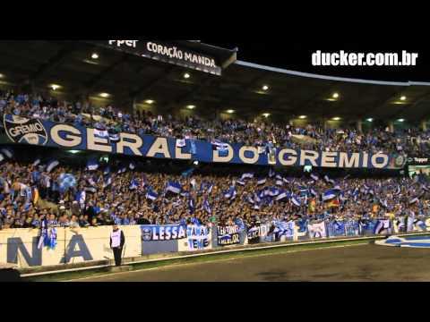 Te Sigo Desde Pequeno - Geral do Grêmio - Grêmio