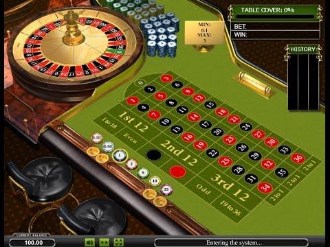 Секрет игрового автомата European roulette