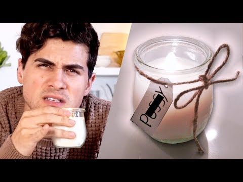 Pu**y Scented Candle