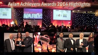 Asian Achievers Awards 2014