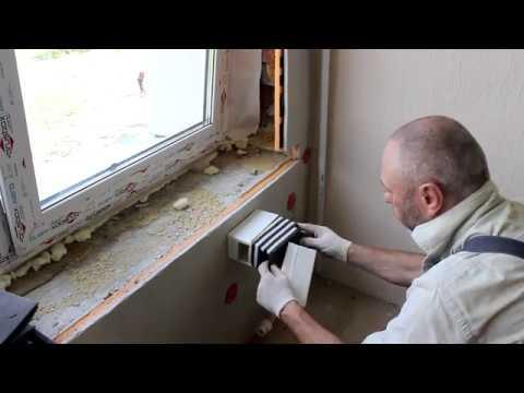 Приточная вентиляция Домвент в общежитиях