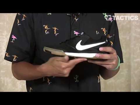 0 Nike SB Lunar Gato   Black   White   Gum