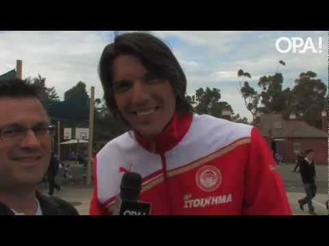 Ο Ολυμπιακός λέει... οπα! (ΒΙΝΤΕΟ)