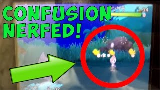CONFUSION NERFED IN POKEMON SUN AND MOON! by PokeaimMD