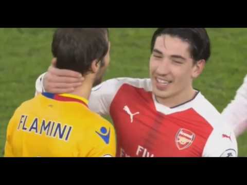 Arsenal Vs Crystal Palace 2-0  All Goals & Extended Highlights - 01/01/2017