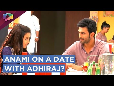 Adhiraj Makes Anami Smile On A Date | Rishton Ka C