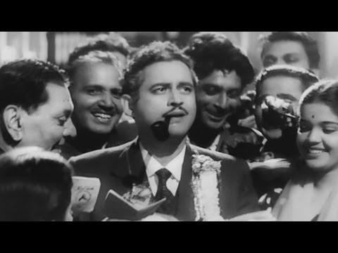 Dekhi Zamane Ki Yaari - Guru Dutt, Mohammed Rafi, Kaagaz Ke Phool, Emotional Song 1