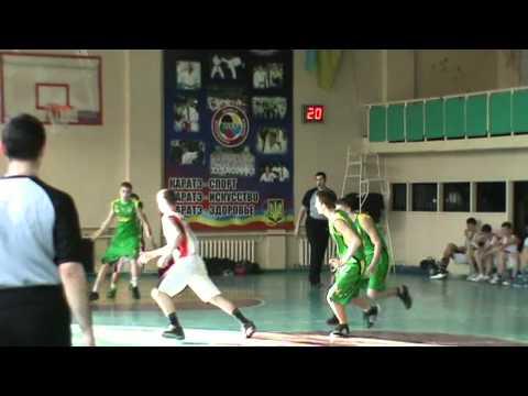 ВЮБЛ-2012 Финал Матч за 5-6 место Ровно - Керчь 05-04-2012