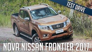 Nova Nissan Frontier 2017