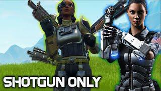 SHOTGUN ONLY (Jacqui Briggs Challenge)