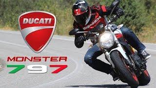 4. Ducati Monster 797 2017: Prueba a fondo [Full HD]