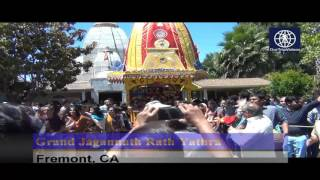 Fremont (CA) United States  city pictures gallery : Grand Jagannath Rath Yathra - Fremont Hindu Temple, Fremont, CA, USA - Part 1