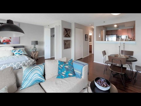 Tour a spacious Streeterville convertible steps from Ohio Street Beach