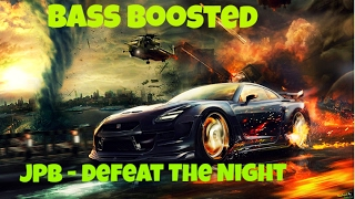 JPB - Defeat The Night (feat. Ashley Apollodor) [NCS Release] [Bass Boosted]