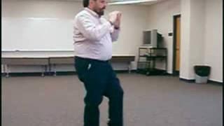 Bernie Berlow - Playing Tai Chi