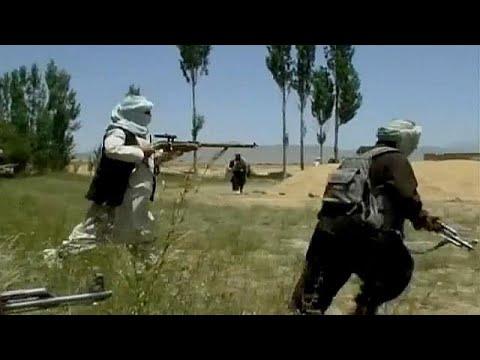Afghanistan: Taliban töten 40 Polizisten - und kündigen eine Waffenruhe an
