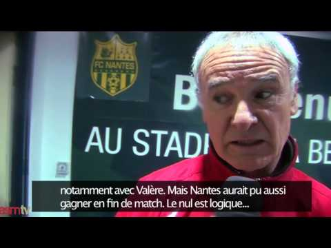 (J30) FC Nantes - ASM FC, les reactions