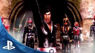 Kamen Rider  Battride War Genesis                                                           Introduction Trailer Pv   Ps4 Ps3