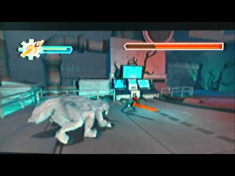 Generator Rex Agent of Providence walkthrough part 4