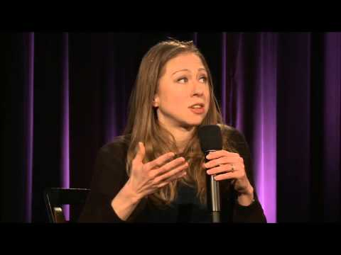 Chelsea Clinton Discusses Women's Rights at the Harvard T.H. Chan School of Public Health