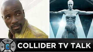 Luke Cage Full Series Review,  Westworld Episode 1 Tease - Collider TV Talk by Collider