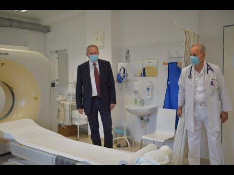 Szeptembertől finanszírozzák a nagyatádi CT járóbeteg-ellátását