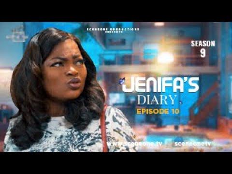 Jenifa's Diary S9EP10 - FALSE ALARM