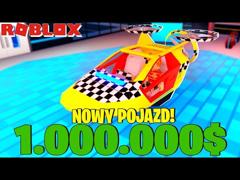 NOWY pojazd za 1.000.000$ W JAILBREAK!
