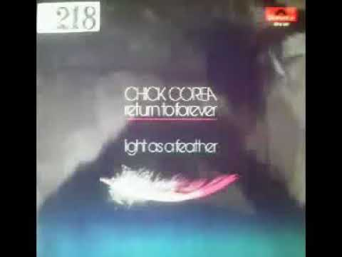Return To Forever – As Light As A Feather (Full Album)