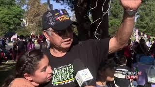 Desfile del día de los veteranos en el valle de San Fernando – Noticias 62 - Thumbnail