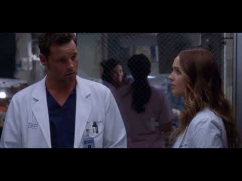 "Greys Anatomy Staffel 14 Folge 7 : ""Izzie, George, Cristina und Derek"" (German/Deutsch)"