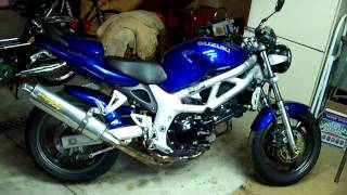 8. 2000 Suzuki sv650, Two Brothers Exhaust