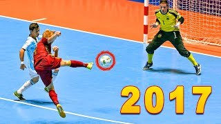 Video Most Humiliating Skills & Goals in Futsal of ALL 2017 MP3, 3GP, MP4, WEBM, AVI, FLV Februari 2018