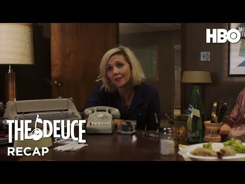 The Deuce: Seasons 1 and 2 Recap - Where We Left Off | HBO