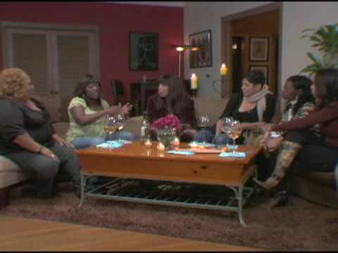 Sheryl Underwood's Search for Love - Ep. 3 - Dinner With The Girls - Part 1