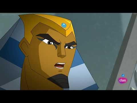 Egyxos Episode 6   The Claws of Sobek