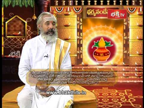 Importance of Temple Pradakshina | Dharma sandehalu - Episode 533_Part 3