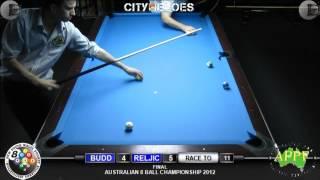 Australian 8 Ball 2012 Final