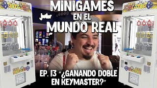 Video ¿Ganando Doble en Keymaster? - MiniGames en el Mundo Real Ep. 13 MP3, 3GP, MP4, WEBM, AVI, FLV Juni 2019