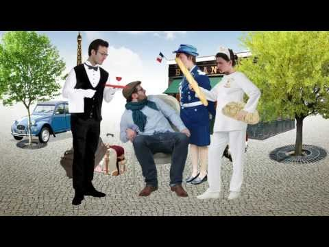 Video of French lessons - Frantastique