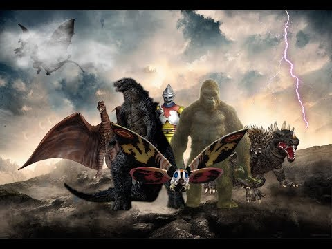 Video Godzilla Destroy All Monsters Trailer download in MP3, 3GP, MP4, WEBM, AVI, FLV January 2017